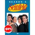 Seinfeld Season 6 Dvd