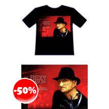 Freddy Vs Jason - Freddy Wins! T-shirt