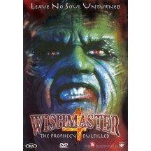 Wishmaster 4 DVD