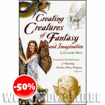 Creating Creatures Of Fantasy And Imagination Boek