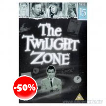 The Twilight Zone 15 Dvd