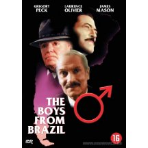 Boys from Brazil DVD
