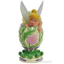 Disney Peter Pan Tinker Bell Peek-a-boo Egg Statue