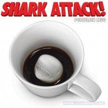 Shark Attack Porcelain Mug Jaws Like Geek Toy