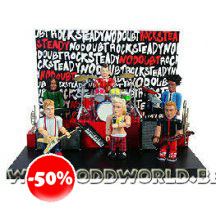 No Doubt Rock Steady Smiti Play Set Met Figuurtjes Box Set