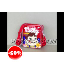 Milky Packaging Schouder Tas