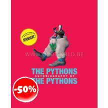 Monty Python Pythons Autobiography By The Pytons Boek