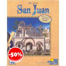 San Juan Puerto Rico Bordspel