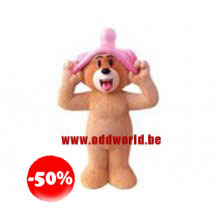 Johnny Bad Taste Bears Condoom Beer Beeld
