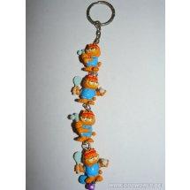 Garfield Keychain String