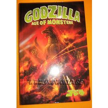 Godzilla Age Of Monsters Tp