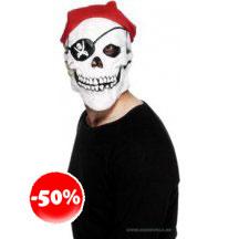 Pirate Skull Mask