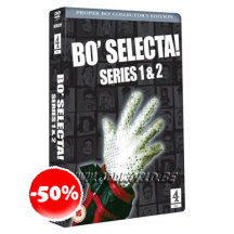 Bo Selecta The Complete Series 1 And 2 Dvd Box