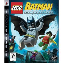 Lego Batman PS3 Game