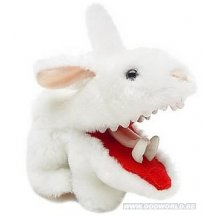 Monty Python Baby Killer Rabbit Bunny Plush Toy