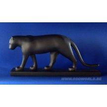 Francois Pompon Black Panther Statue