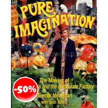 Willie Wonka Pure Imagination Making Of Boek