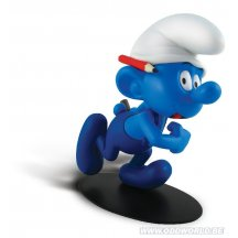The Smurfs Handyman Statue