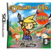 Drawn to life Nintendo DS Game