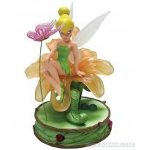 Peter Pan Disney Fairies Tinker Bell Pretty As A Daisy Pixie Statue