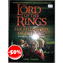 The Lord Of The Rings The Fellowship Of The Ring Visual Companion Boek