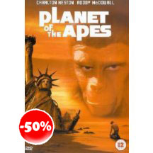 Planet Of The Apes Dvd 1968