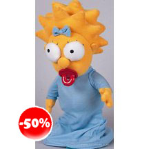 The Simpsons Maggy Figure Pluche