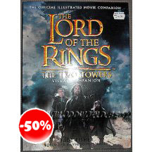 The Lord Of The Rings The Two Towers Visual Companion Book