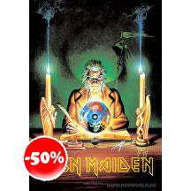 Iron Maiden Poster Textile