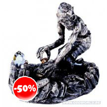 The Lord Of The Rings Gollum II Miniature Statue