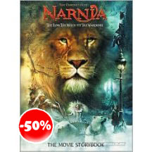 The Chronicles Of Narnia The Lion, The Witch And The Wardrobe The Movie Storybook Boek