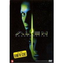 Alien 4 - Resurrection DVD