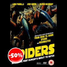 Spiders DVD