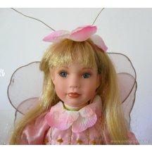 Linda Mason Porcelain Magical Fairy Doll