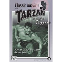 Tarzan and the trappers DVD