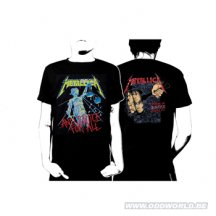 Metallica T-Shirt Loose Fit